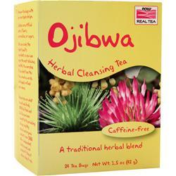 Now Ojibwa Herbal Cleansing Tea 24 pckts