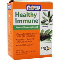 NOW Healthy Immune - Seasonal Immune Support 24 pckts