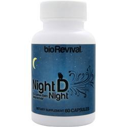 Biorevival Night D Night 60 caps
