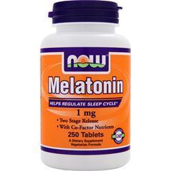 Now Melatonin (1mg) 250 tabs