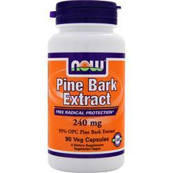 NOW Pine Bark Extract (240mg) 90 vcaps