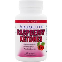 Absolute Nutrition Absolute Raspberry Ketones 60 caps