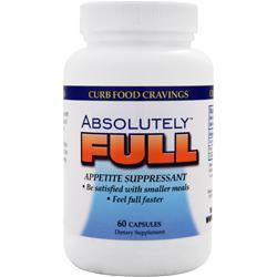 Absolute Nutrition Absolutely Full - Appetite Suppressant 60 caps