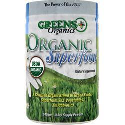 GREENS PLUS Organic Superfood 240 grams