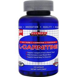 ALLMAX NUTRITION L-Carnitine 120 caps