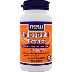 NOW Andrographis Extract (400mg) 90 vcaps