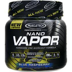 MUSCLETECH Nano Vapor - Performance Series Fruit Punch 1.7 lbs