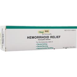 HEEL Hemorrhoid Relief - Homeopathic Ointment 1.76 oz