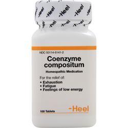 Heel Coenzyme Compositum 100 tabs