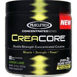 MUSCLETECH Creacore - Concentrated Series Lemon Lime 10.3 oz