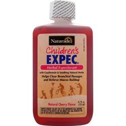 Naturade Children's Expec - Herbal Expectorant Natural Cherry 4.2 fl.oz