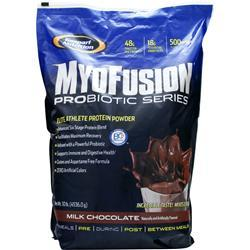 GASPARI NUTRITION MyoFusion Probiotic Series Milk Chocolate 10 lbs
