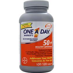 Bayer Healthcare ONE A DAY Women's 50+ Healthy Advantage 120 tabs