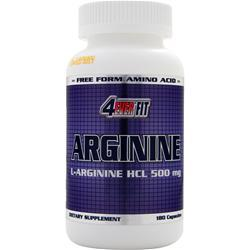 4 Ever Fit Arginine (500mg) 180 caps