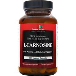 Futurebiotics L-Carnosine (500mg) 60 vcaps