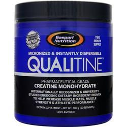 GASPARI NUTRITION Qualitine - Pharmaceutical Grade Creatine Monohydrate 300 grams