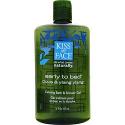 KISS MY FACE Early to Bed - Calming Bath and Shower Gel 16 fl.oz