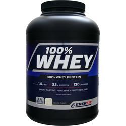 4 Ever Fit 4Ever Whey Protein Vanilla Cream 5 lbs