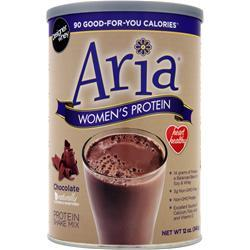 DESIGNER WHEY Aria Women's Protein Chocolate 12 oz