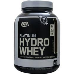 Optimum Nutrition Platinum HydroWhey Turbo Chocolate 3.5 lbs