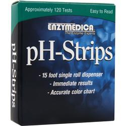 ENZYMEDICA pH-Strips 120 strip