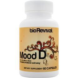 Biorevival Mood D 60 caps