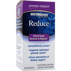 ENZYMEDICA Reduce - Blood Sugar Balance and Support 90 caps