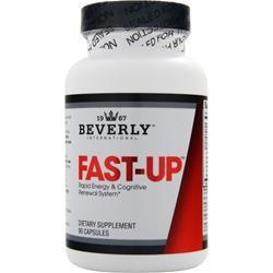 Beverly International Fast-Up - Rapid Energy & Cognitive Renewal System 90 caps