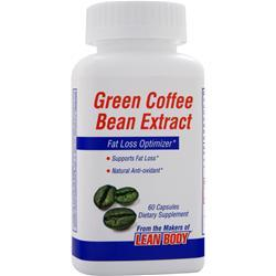LABRADA Green Coffee Bean Extract 60 caps