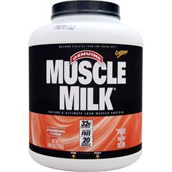 Cytosport Muscle Milk Strawberries 'N Creme 4.94 lbs