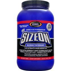 GASPARI NUTRITION SizeOn Maximum Performance Wild Berry Punch 3.49 lbs