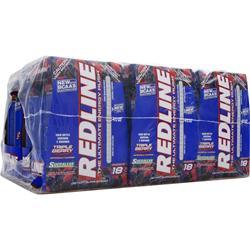 VPX SPORTS Redline Energy Drink Triple Berry 24 bttls