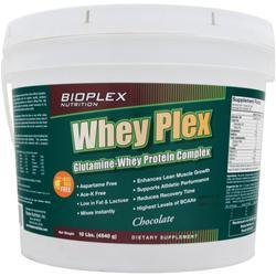 BIOPLEX NUTRITION Whey Plex Chocolate 10 lbs