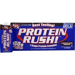 VPX SPORTS Protein Rush RTD Chocolate Dream 12 cans