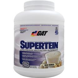 GERMAN AMERICAN TECHNOLOGIES Supertein Rich Vanilla 5 lbs