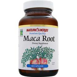 Nature's Herbs Maca Root (500mg) 100 caps