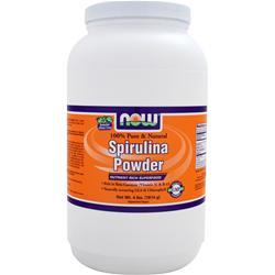 NOW Spirulina Powder 4 lbs