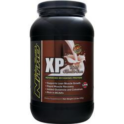 JOHN SCOTT'S NITRO XP - Advanced Myogenic Protein Dutch Chocolate Cream 2 lbs
