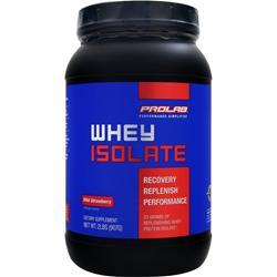 PROLAB NUTRITION Isolate Whey Protein Strawberry 2 lbs