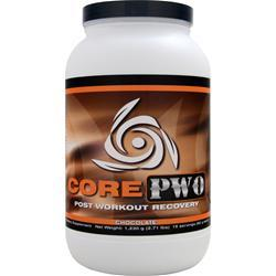 CORE NUTRITIONALS Core PWO - Post Workout Recovery Chocolate 2.71 lbs