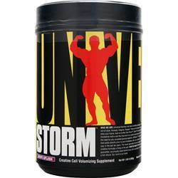 Universal Nutrition Storm - Muscle Cell Volumizer Grape Splash 1.84 lbs