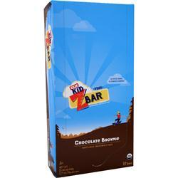 CLIF BAR Z Bar for Kids Chocolate Brownie 18 bars