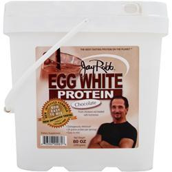 JAY ROBB Egg White Protein Chocolate 80 oz