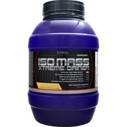 ULTIMATE NUTRITION Iso Mass Xtreme Gainer Creamy Banana 10 lbs
