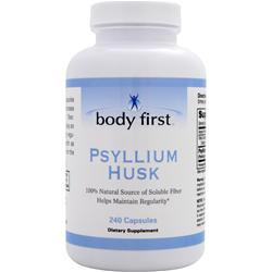 Body First Psyllium Husk 240 caps