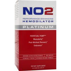 MRI NO2 Platinum - Hemodilator 180 cplts