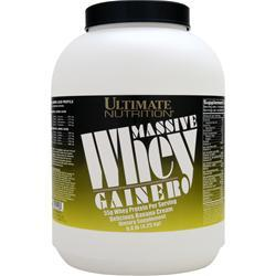 Ultimate Nutrition Massive Whey Gainer Banana 9.4 lbs