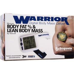 Sequoia Fitness Products Warrior - Digital Body Mass Caliper 1 unit