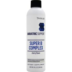 TWINLAB Bariatric Support - Super B Complex Cherry 8 fl.oz