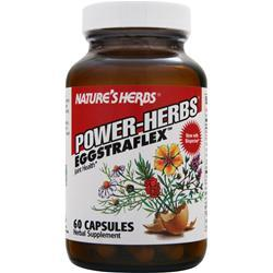 NATURE'S HERBS Power-Herbs Eggstraflex 60 caps